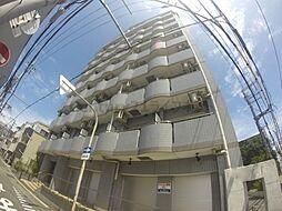 大阪府大阪市東淀川区柴島3丁目の賃貸マンションの外観