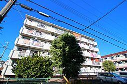 名谷農住団地B棟[1階]の外観