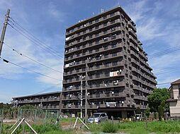 グリーンコーポ津田沼タウンヒルズ[2階]の外観