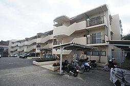 兵庫県神戸市北区緑町7丁目の賃貸マンションの外観