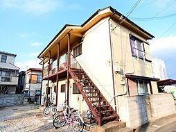 第二坂本荘[202号室]の外観