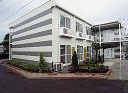 宮崎県宮崎市権現町の賃貸アパートの外観