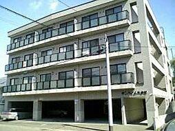 北海道札幌市厚別区厚別中央三条1丁目の賃貸マンションの外観