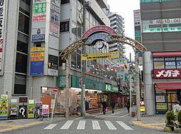 東京都杉並区天沼3丁目の賃貸アパートの外観
