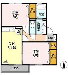 ア ズール 鳥取 県 米子 市 アズール・マム b棟(東山公園(鳥取)駅 / 米子市車尾)の賃貸アパート