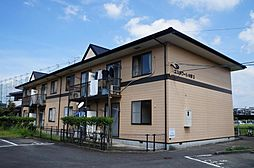 福岡県筑紫野市石崎3丁目の賃貸アパートの外観