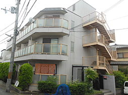 OKマンション[1階]の外観