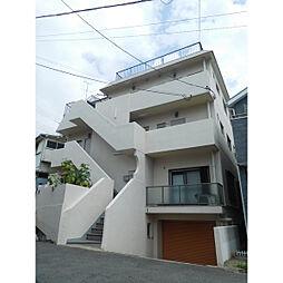 兵庫県神戸市中央区宮本通6丁目の賃貸マンションの外観