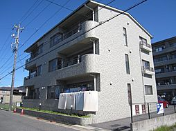 ロックガ−デン南棟[2階]の外観