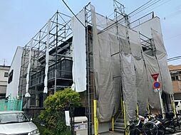 シャーメゾン住吉[2階]の外観
