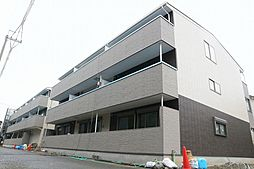 大阪府八尾市青山町5丁目の賃貸アパートの外観