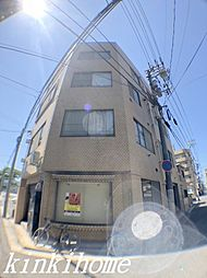 広島県広島市中区堺町2丁目の賃貸マンションの外観
