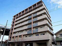 リバーサイド金岡 五番館[4階]の外観