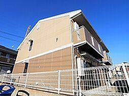 ロイヤルタウン泉CD[1階]の外観