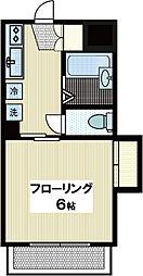 ハイツマルタカ[3階]の間取り