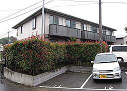 ガーデンヒル弐番館[2階]の外観
