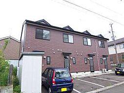 [テラスハウス] 青森県八戸市売市4丁目 の賃貸【/】の外観
