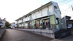 千葉県柏市みどり台5丁目の賃貸アパートの外観
