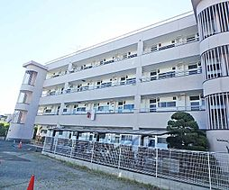 京都府京都市西京区桂市ノ前町の賃貸マンションの外観