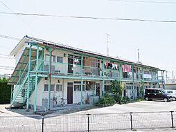 鶴アパート[11号室]の外観