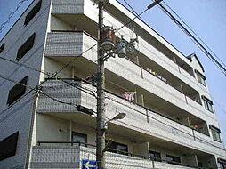 シティガーデン平野[4階]の外観