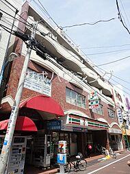 曙橋ハイム鍋倉[406号室]の外観