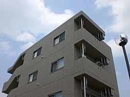 栃木県宇都宮市一条2丁目の賃貸マンションの外観