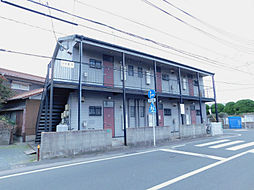 コーポK・Y[1階]の外観
