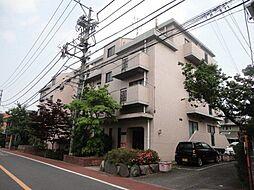 東京都国分寺市光町1丁目の賃貸マンションの外観
