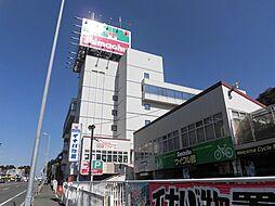 ユナイト東寺尾スタンフィールド[106号室]の外観