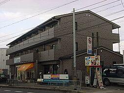 京都府城陽市寺田袋尻の賃貸マンションの外観