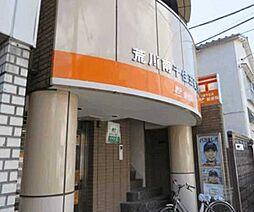 東京都荒川区南千住5丁目の賃貸アパートの外観