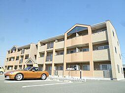 静岡県磐田市東平松の賃貸マンションの外観
