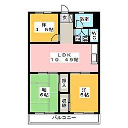 深谷駅 4.6万円
