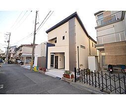 大阪府吹田市泉町2丁目の賃貸アパートの外観
