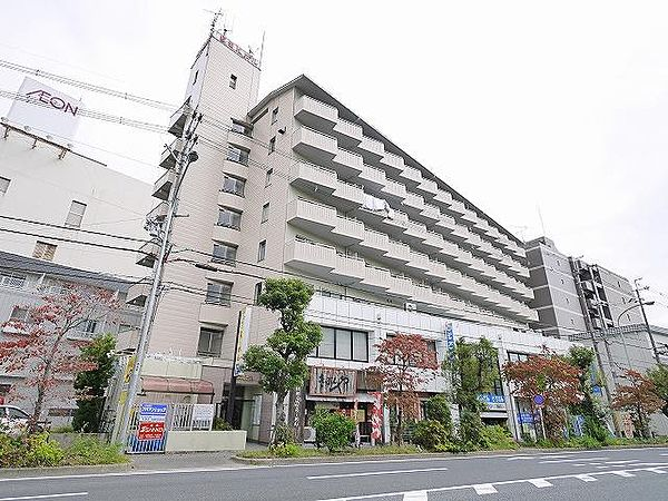 SSKビル 6階の賃貸【奈良県 / 奈良市】