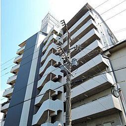 福岡県北九州市八幡西区大字藤田の賃貸マンションの外観