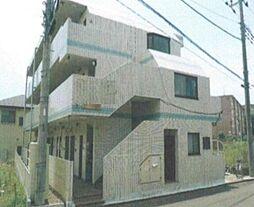 神奈川県秦野市鶴巻南2丁目の賃貸マンションの外観