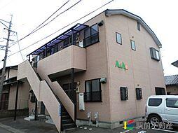 メゾンドMAMO[2階]の外観