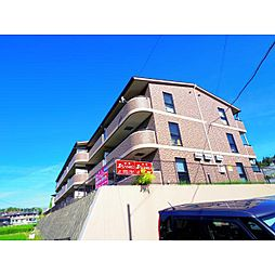 奈良県奈良市南登美ケ丘の賃貸マンションの外観