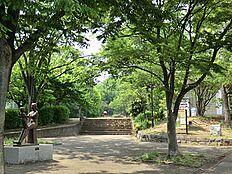 久保山公園 160m