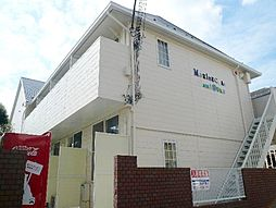 マリンコート浜須賀[201号室]の外観