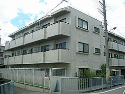兵庫県伊丹市安堂寺町2丁目の賃貸マンションの外観