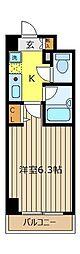 セイコーガーデンVI[5階]の間取り