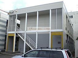 レオパレスプレノタートII[2階]の外観