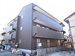 埼玉県川口市飯塚2丁目の賃貸アパートの外観
