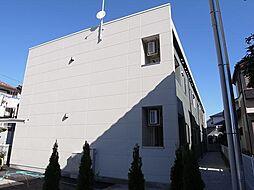 フォーレ飯山満[2階]の外観