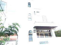 セントラル常盤[3階]の外観