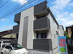 愛知県名古屋市南区白水町の賃貸アパートの外観