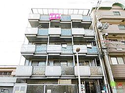 大阪府大阪市東住吉区今川7の賃貸マンションの外観